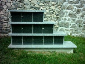 Columbarium Line 12 cases