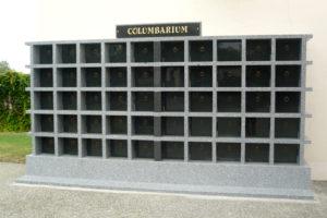 Columbarium muret