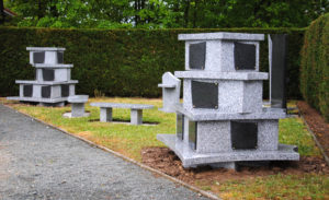 Columbarium Poncins