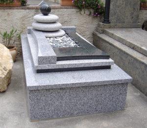 Monument funéraire Leroc Elévation