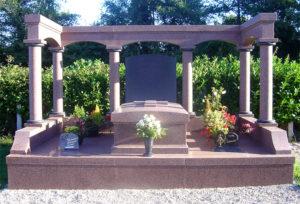 Monument funéraire Chapelle