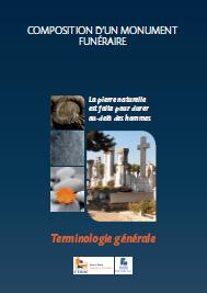 Terminologie des monuments funéraires