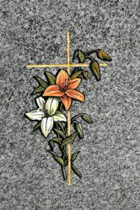 Gravure AM Granit