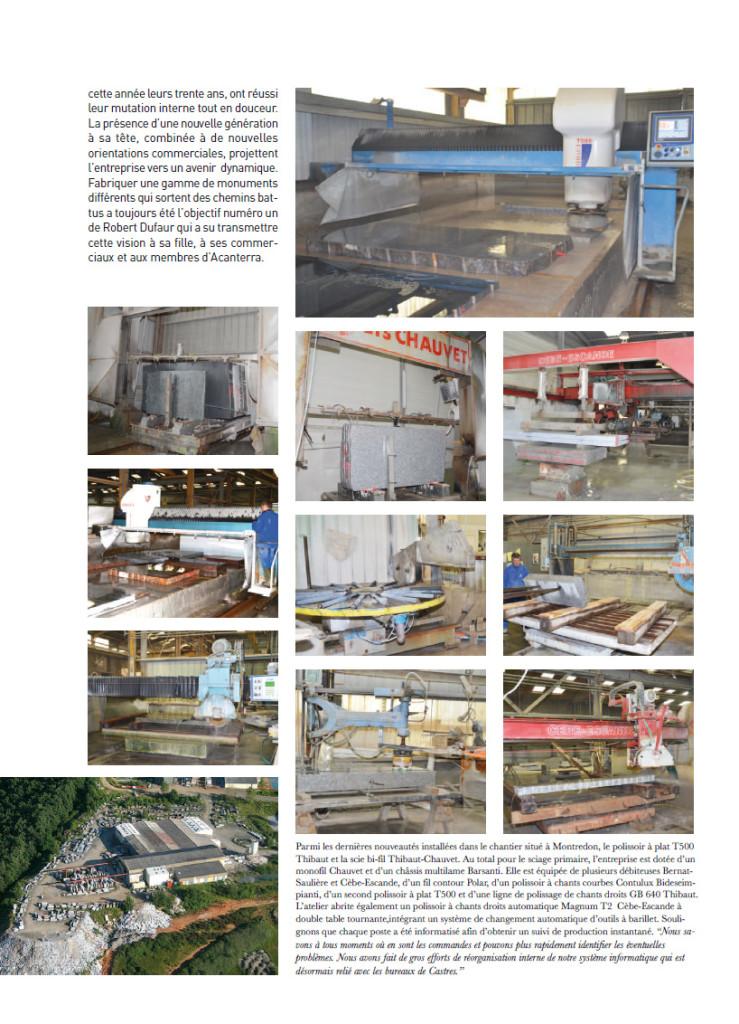 Funéraire Magazine - Ateliers de Montredon
