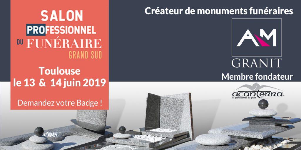 AM Granit Salon Toulouse 2019