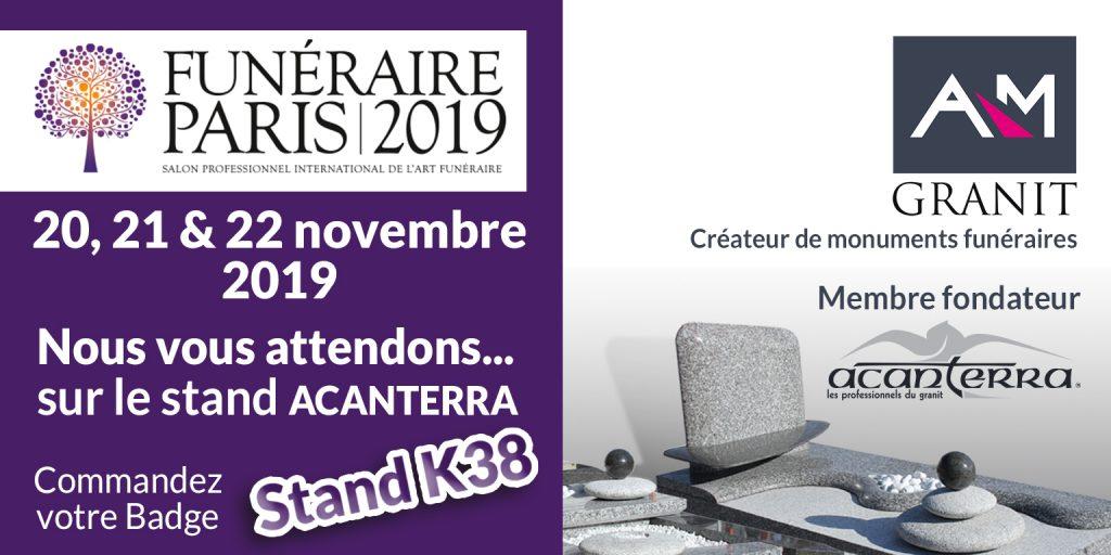 Am Granit Salon Paris 2019