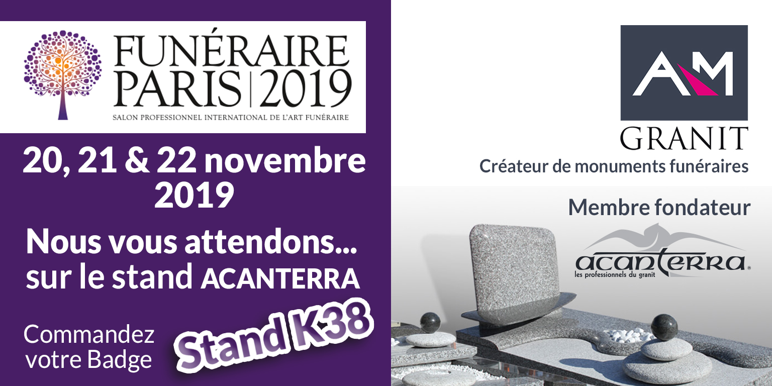 Am Granit Salon Paris 2019