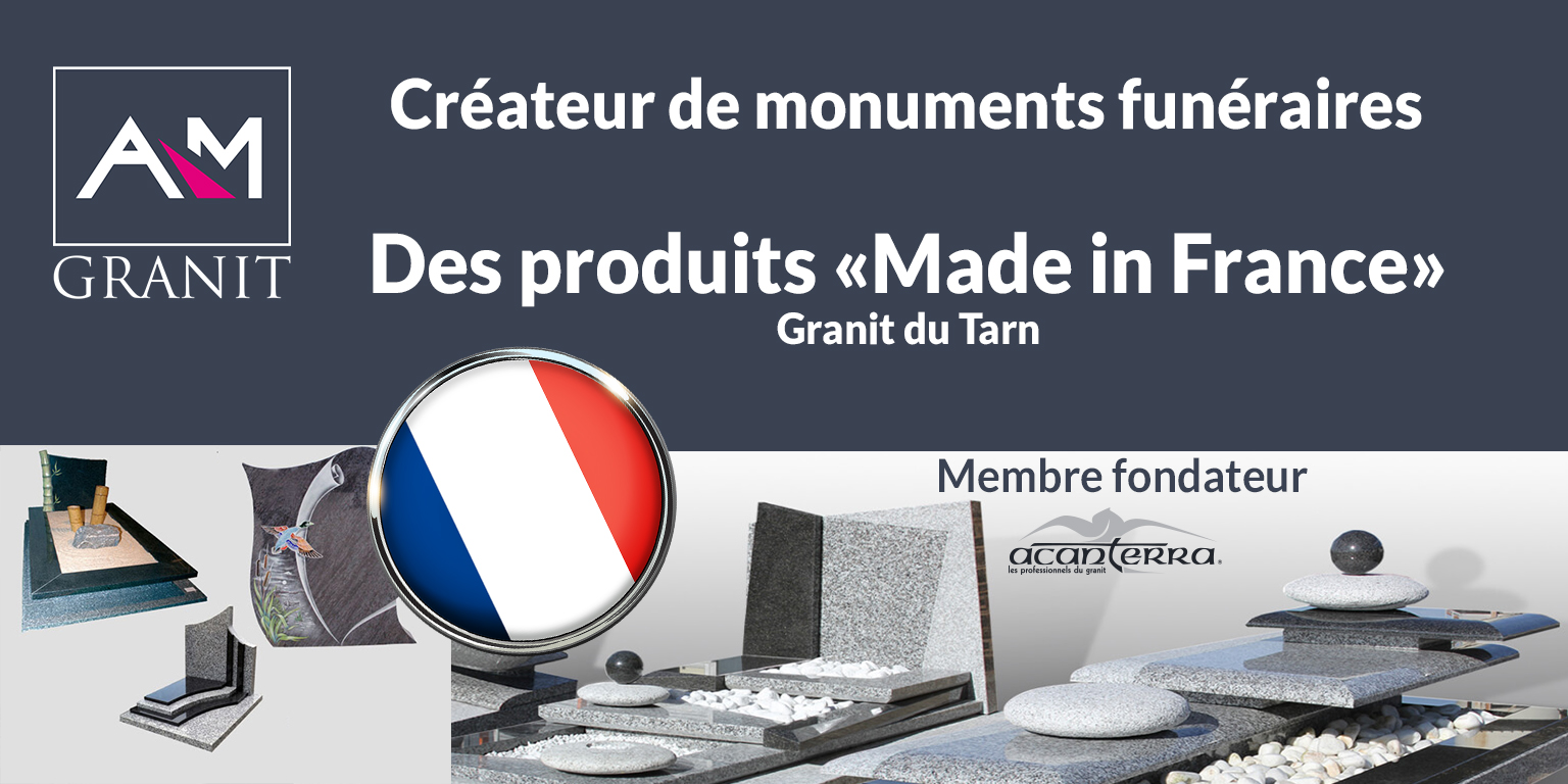 Am Granit made in France