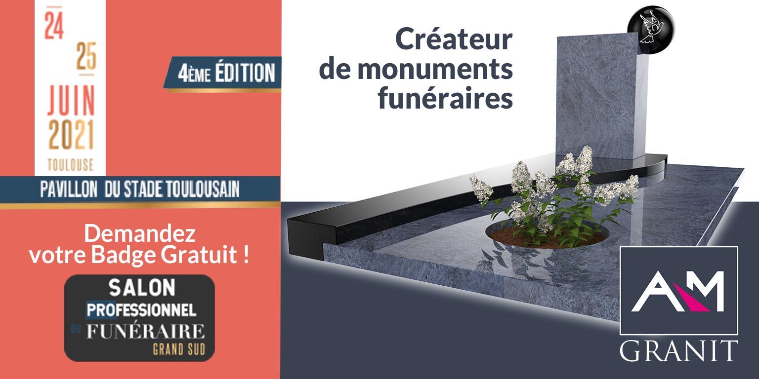Salon du funéraire Toulouse 2021